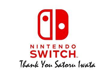 nintendo switch satoru iwata