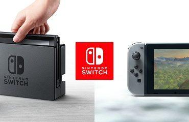 nintendo switch 13 de janeiro