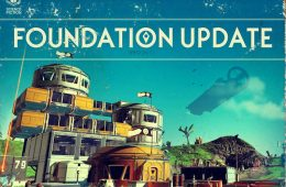 No Man's Sky – Foundation Update 1.1