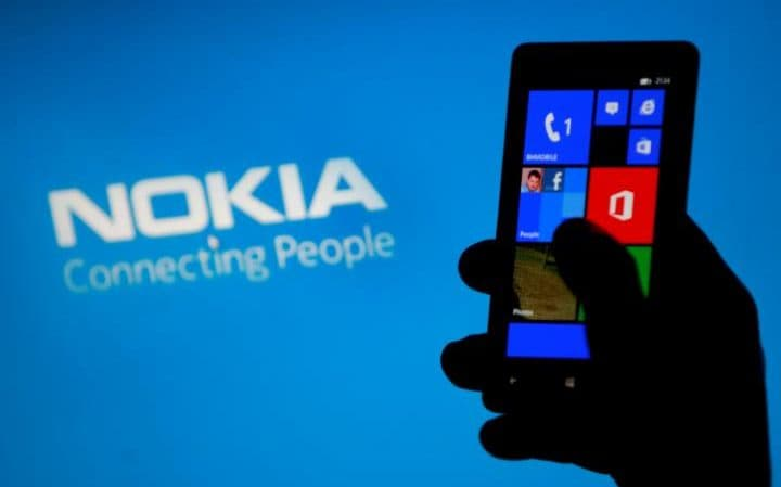 nokia processa apple