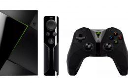 nvidia shield tv console