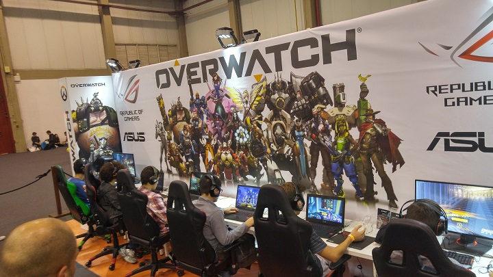 overwatch comic con 2016