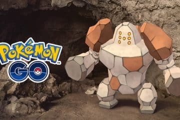 pokemon go regirock lendariopokemon go regirock lendario