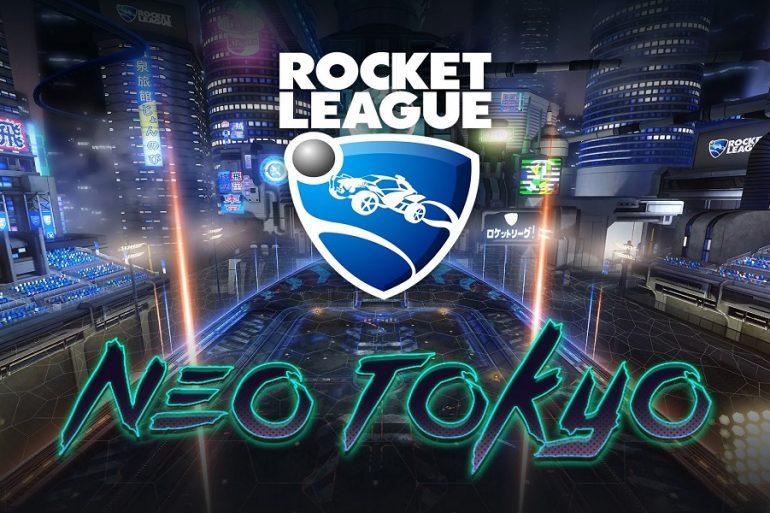 rocket league tokyo neo