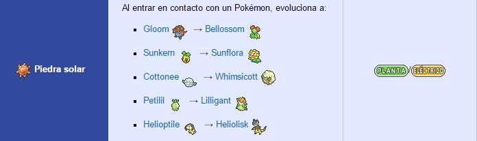 Pokemon Sun Stone