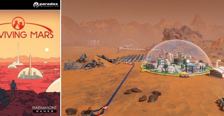 surviving mars paradox interactive