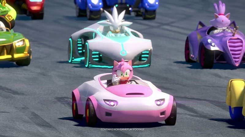Team Sonic 6