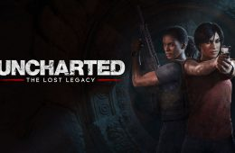 UNCHARTED THE LOST LEGACY standalone gold