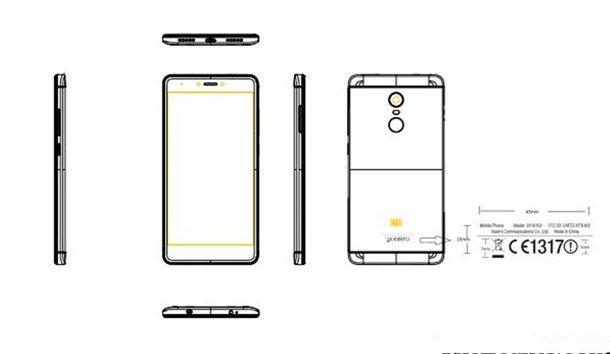 xiaomi-redmi-note-5 leak design