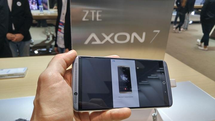 zte axon 7 mwc 2017